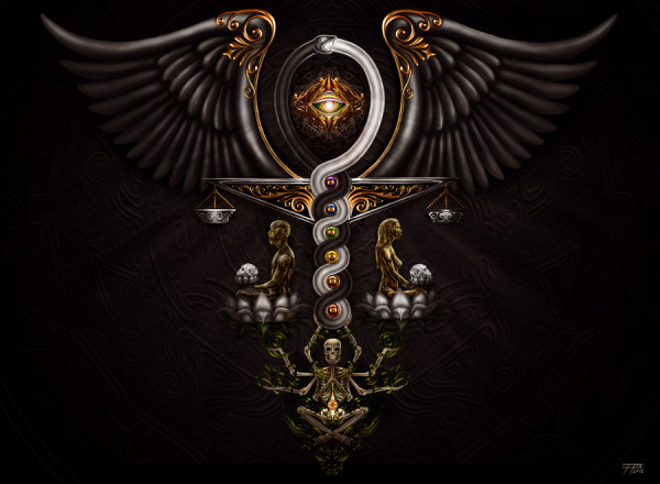 Caduceus The Symbol Of Creative Force The Ancient Ones