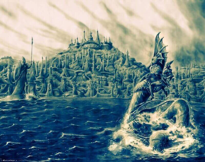 The Never-ending Search for Atlantis | The Ancient Ones