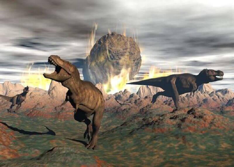 Kill the dinosaurs