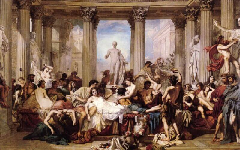Sex with slaves in ancient rome