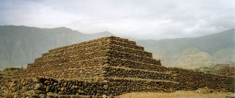 pyramids in Tenerife
