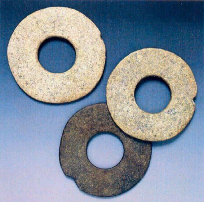 stone discs