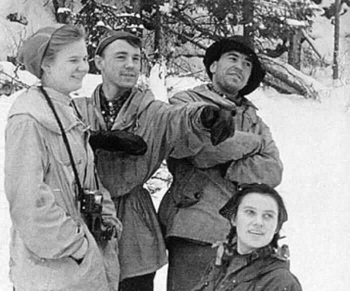 Dyatlov's group, Дятлов