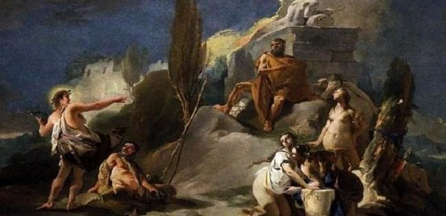 An ancient dark greek legend confirmed