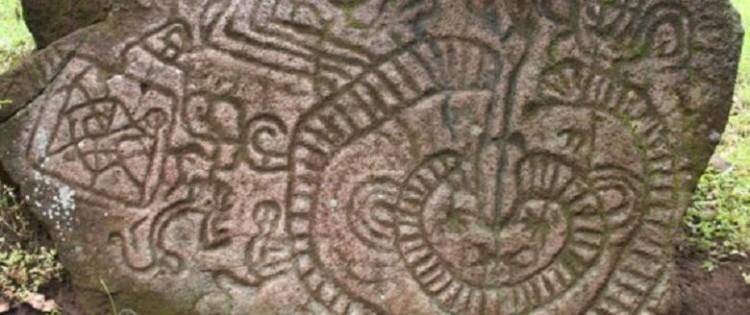 Mysterious Petroglyphs