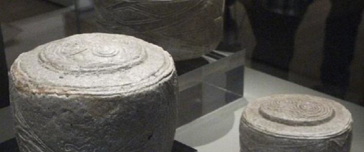 stone drums