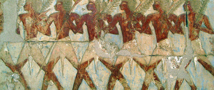 Hatshepsut's expedition to the Land of Punt. Wikipedia