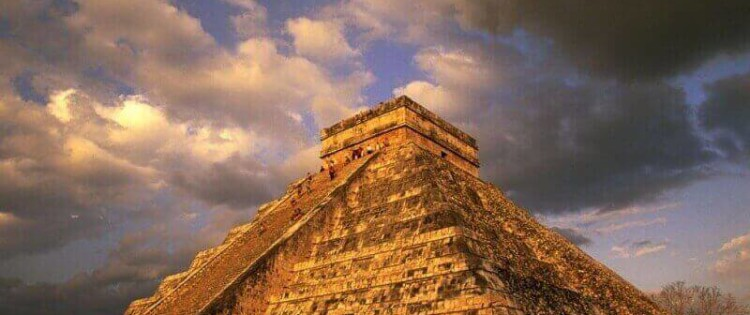 Collapse of the Mayans