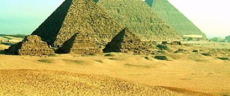 Egyptian pyramids, египетски пирамиди