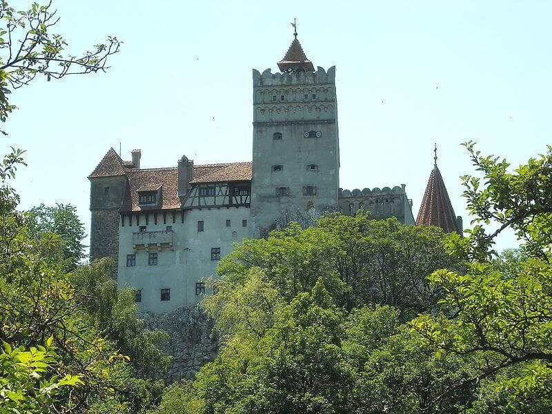 Bran Castle. (Wikimedia Commons)